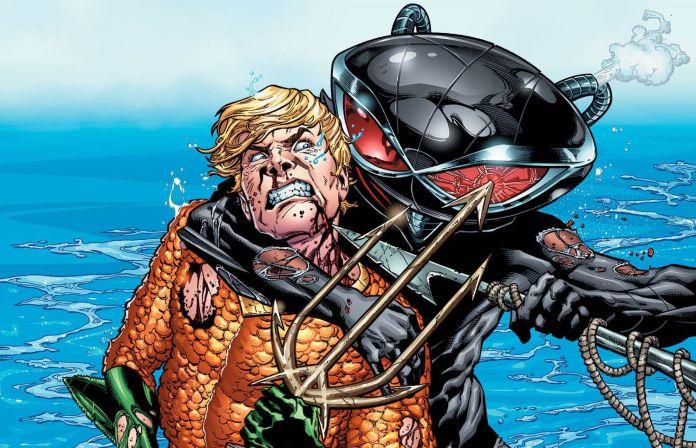 Black Manta vs Aquaman