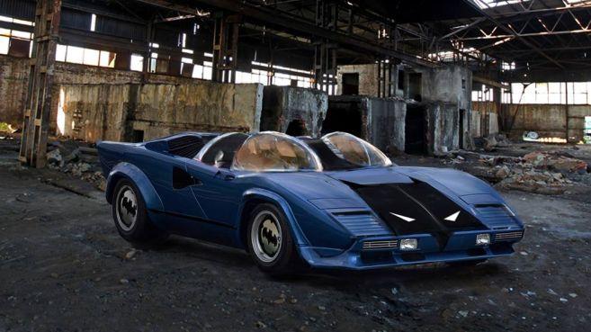 DC Universe - Titans - Batmobile - Concept Art - John Gallagher - 05