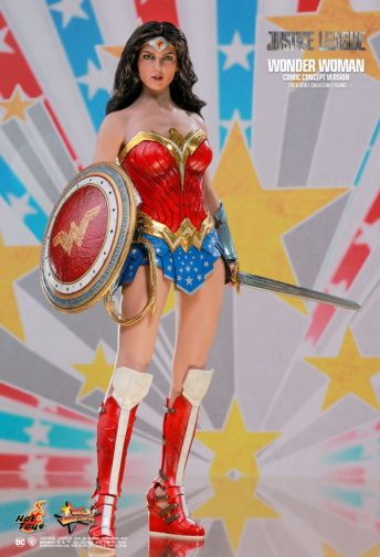 Hot Toys - Wonder Woman - Tokyo Comic-Con Exclusive - 10