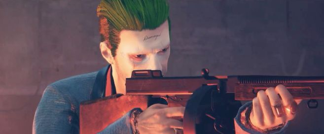 PUBG - Prison Breakout Trailer 2 - Joker and Harley - 09