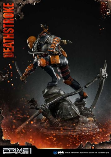 Prime 1 Studio - Batman - Deathstroke - 07