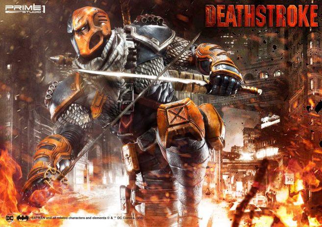 Prime 1 Studio - Batman - Deathstroke - 09