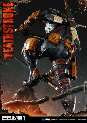 Prime 1 Studio - Batman - Deathstroke - 15