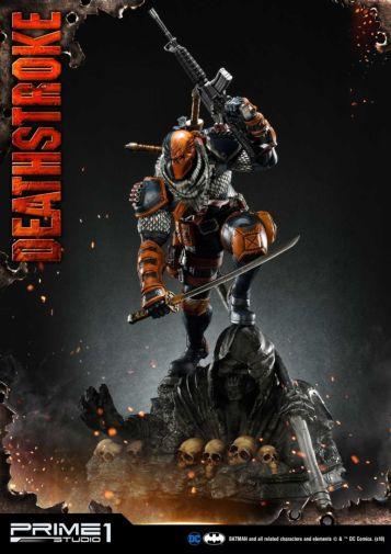 Prime 1 Studio - Batman - Deathstroke - 22