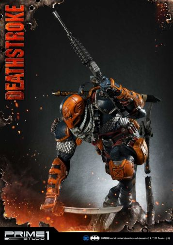 Prime 1 Studio - Batman - Deathstroke - 28
