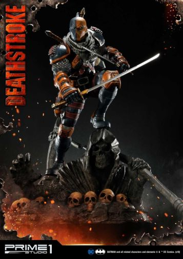 Prime 1 Studio - Batman - Deathstroke - 31