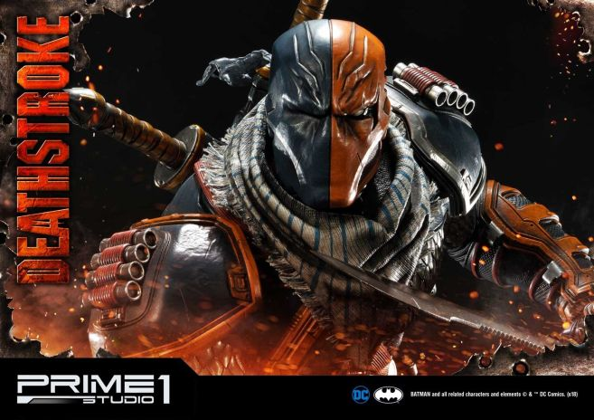 Prime 1 Studio - Batman - Deathstroke - 37
