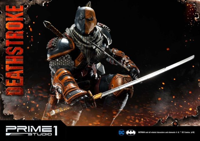 Prime 1 Studio - Batman - Deathstroke - 38