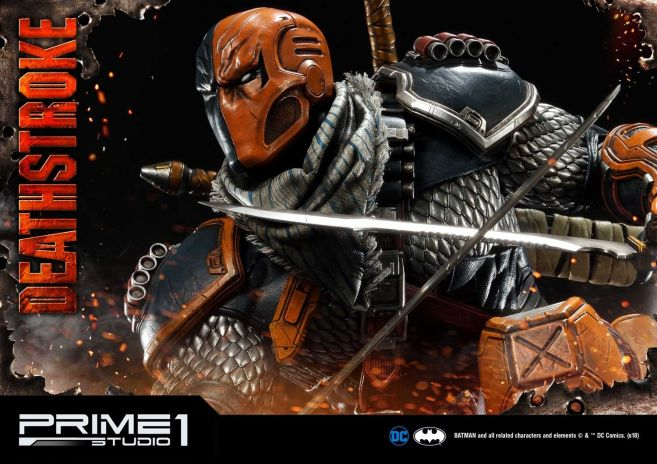Prime 1 Studio - Batman - Deathstroke - 39
