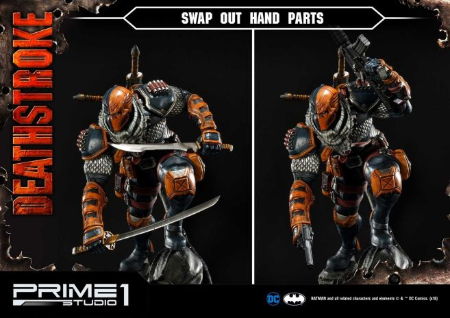 Prime 1 Studio - Batman - Deathstroke - 44