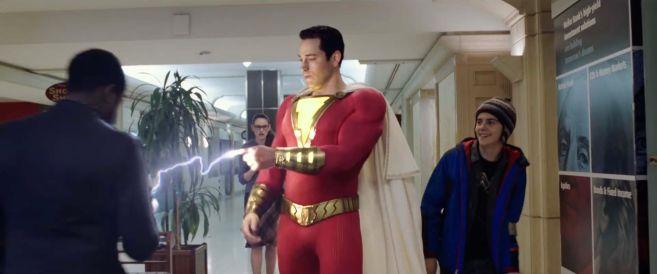 Shazam Trailer 1 - SDCC 2018 - 21