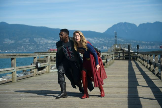 Supergirl - Season 4 - Ep 07 - 09