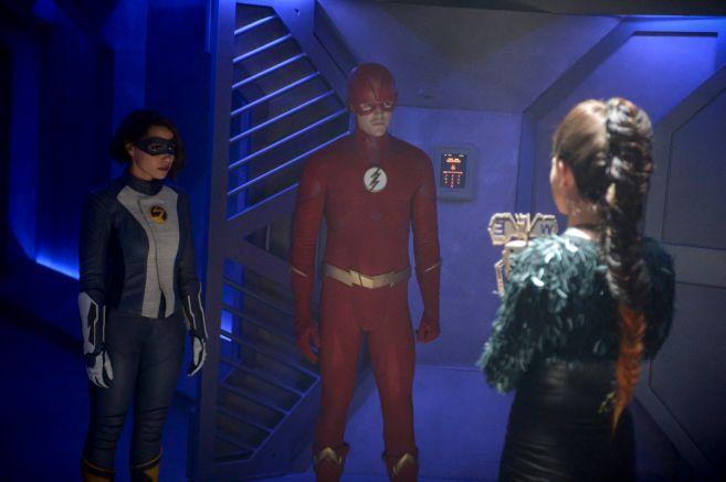 The Flash - Season 5 - Ep 07 - 07