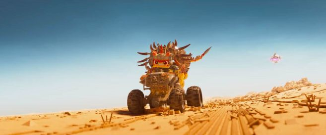 The Lego Movie 2 - Trailer 2 - 08