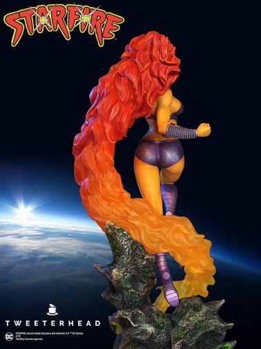 Tweeterhead - Starfire Statue - 08