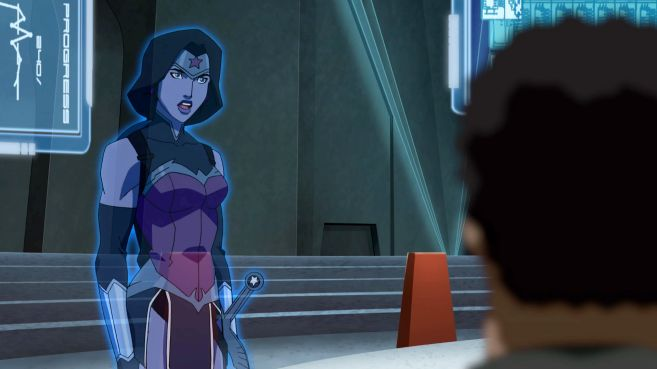Young Justice Outsiders - Trailer 1 - 04