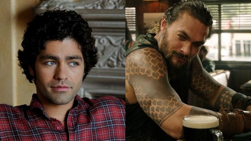 Original Aquaman Vincent Chase Has Only One Question About Jason Momoa