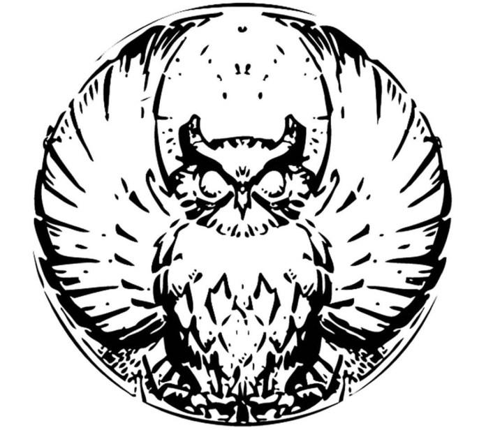 Court of Owls logo - Comics