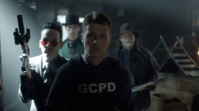 Gotham - Season 5 - First Look Final Season - 60