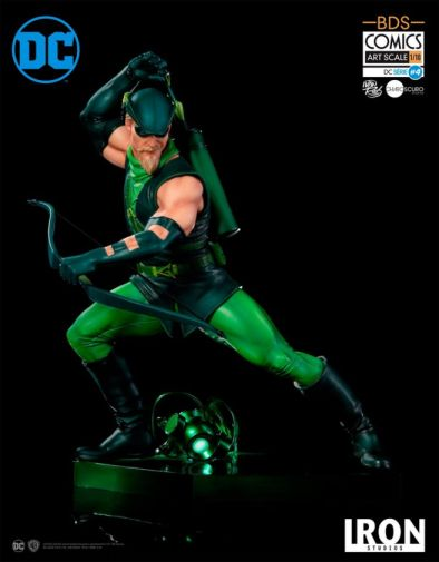 Iron Studios - DC Comics - Green Arrow - 01