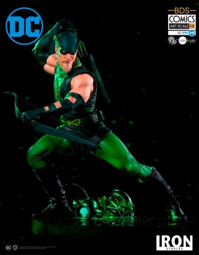 Iron Studios - DC Comics - Green Arrow - 04
