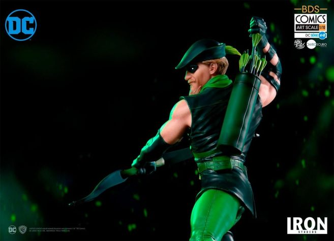 Iron Studios - DC Comics - Green Arrow - 07