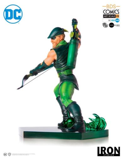 Iron Studios - DC Comics - Green Arrow - 13