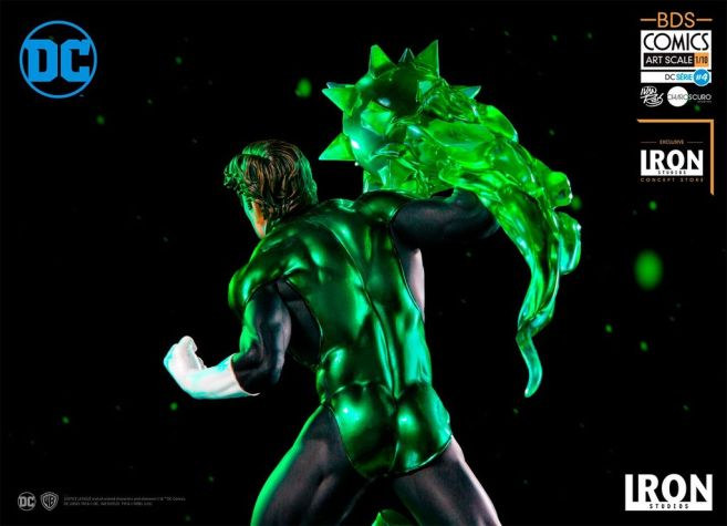 Iron Studios - DC Comics - Green Lantern - 10