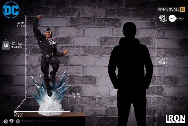 Iron Studios - DC Comics - Superman - Black Suit - 17