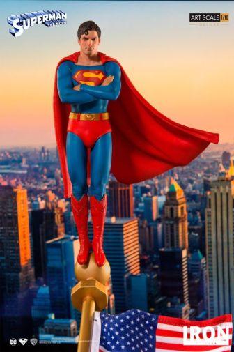 Iron Studios - DC Comics - Superman The Movie - 02