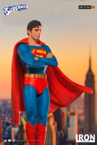 Iron Studios - DC Comics - Superman The Movie - 04