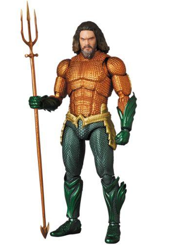 Medicom - MAFEX - Aquaman - 03