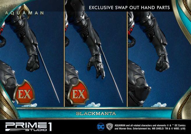 Prime 1 Studio - Aquaman - Black Manta - 10