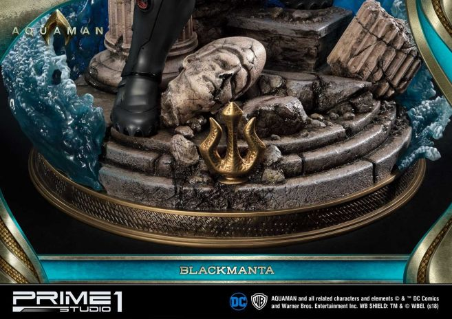 Prime 1 Studio - Aquaman - Black Manta - 40