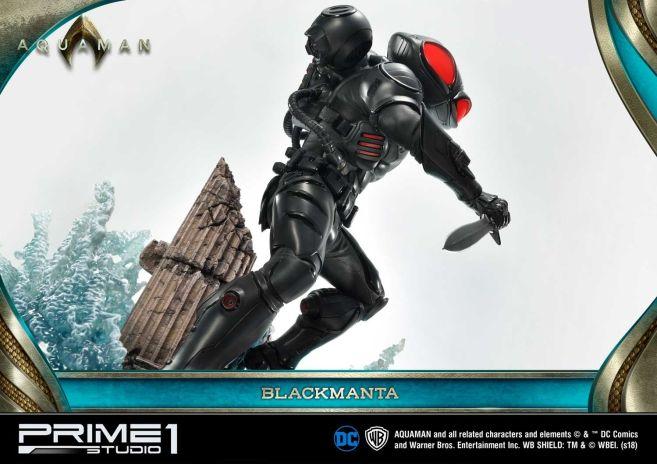Prime 1 Studio - Aquaman - Black Manta - 45