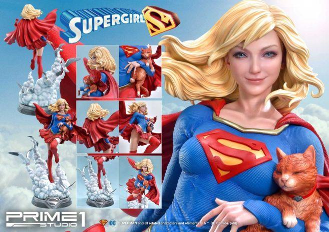 Prime 1 Studio - Superman - Supergirl - 03