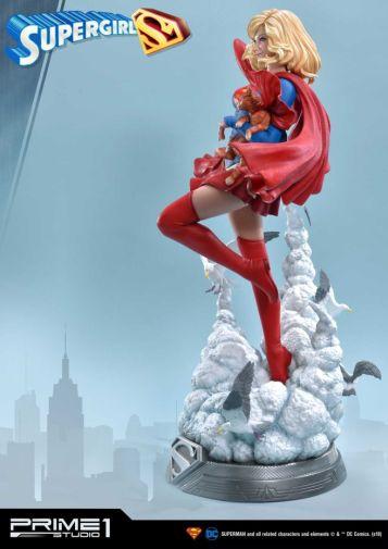 Prime 1 Studio - Superman - Supergirl - 06