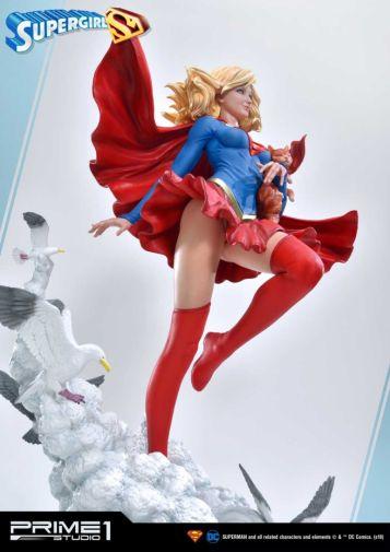 Prime 1 Studio - Superman - Supergirl - 07