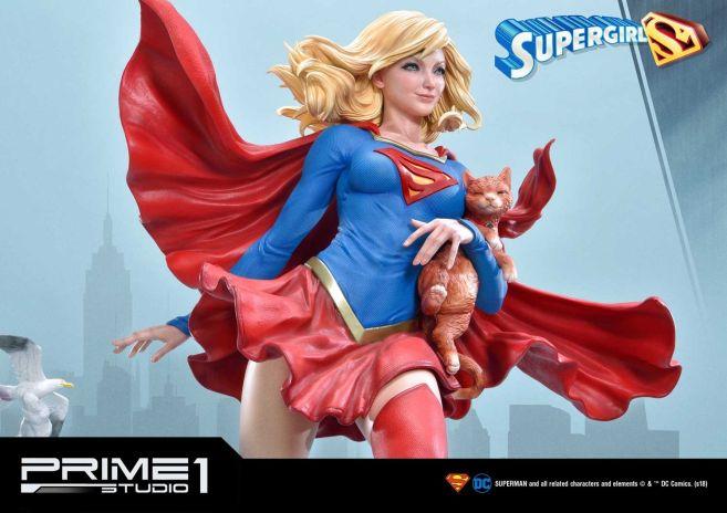 Prime 1 Studio - Superman - Supergirl - 32