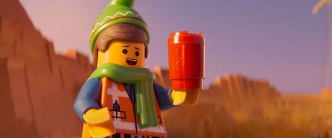 The Lego Movie 2 - Emmets Holiday Party - 01