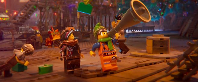 The Lego Movie 2 - Emmets Holiday Party - 08
