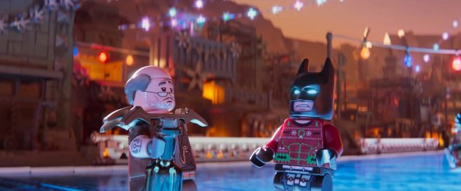 The Lego Movie 2 - Emmets Holiday Party - 22
