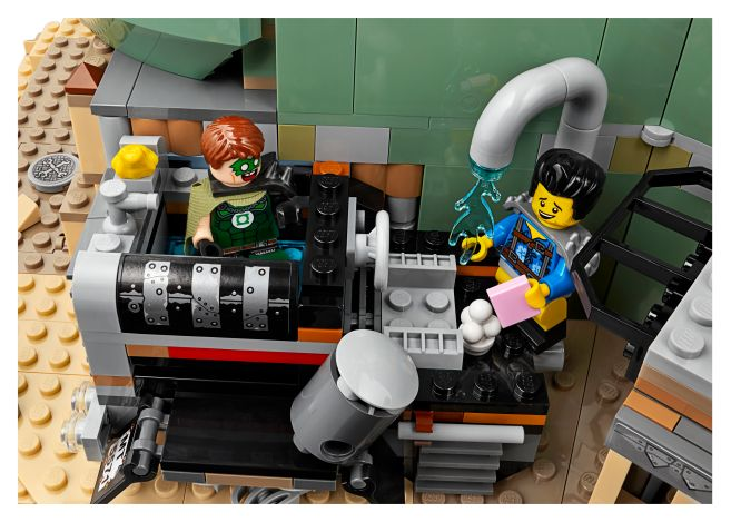 70840 - LEGO - The LEGO Movie 2 - Welcome to Apocalypseburg - 21