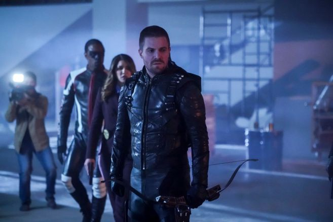 Arrow - Season 7 - Ep 12 - 15