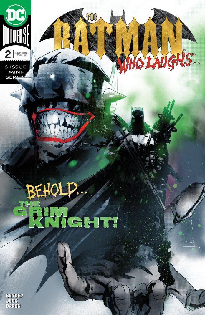 Image result for batman who laughs 2