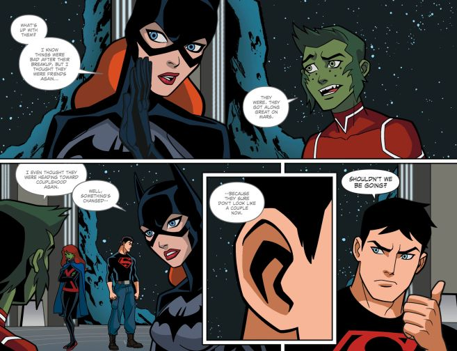 DC Universe Comics - Young Justice Outsiders - Chapter 1 - 03