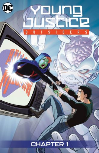 DC Universe Comics - Young Justice Outsiders - Chapter 1