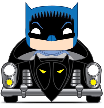 Funko - Batman 80th Anniversary - Pop - 03