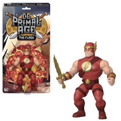 Funko - DC Primal Age - The Flash - 01