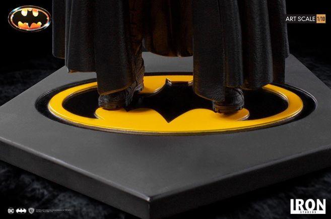 Iron Studios - Batman 1989 - Batman - 07